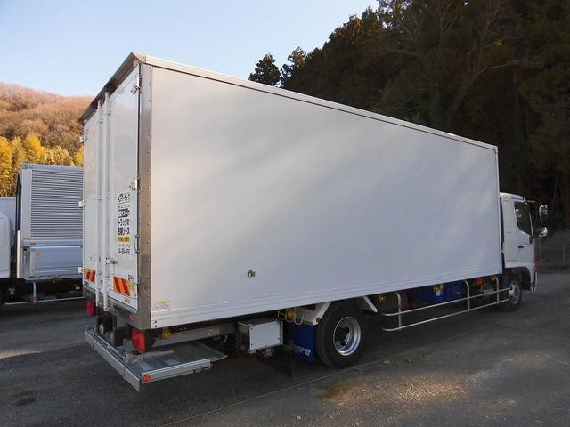4tワイド 冷蔵冷凍車 低温 格納パワーゲート リアエアサス(13枚目)