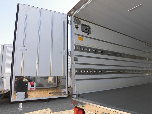 4tワイド 冷蔵冷凍車 低温 格納パワーゲート リアエアサス(20枚目)