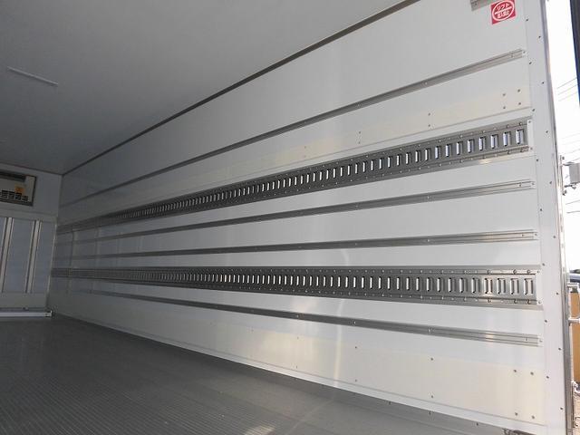 日野 レンジャー 4tワイド 冷蔵冷凍車 低温 格納パワーゲート エアサス