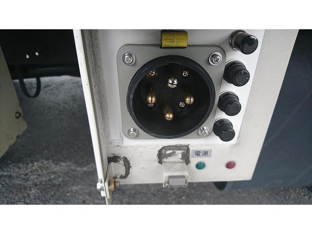 3tワイドロング 冷蔵冷凍車 低温 格納パワーゲート(10枚目)