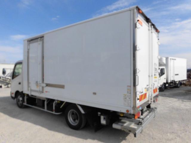 日野 デュトロ 3tワイドロング 冷蔵冷凍車 低温 格納パワーゲート