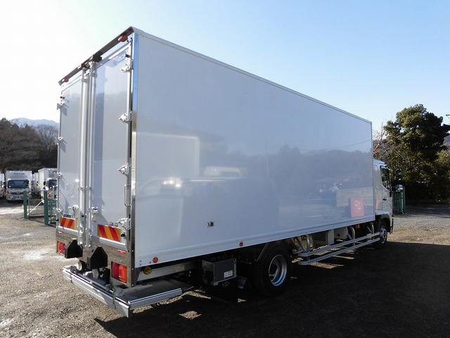 4t標準 冷蔵冷凍車 低温 格納ゲート ベッド付 エアサス(4枚目)