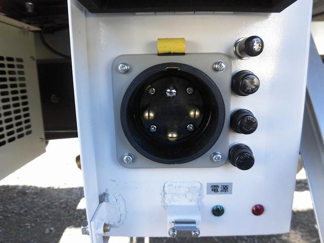 4t標準 冷蔵冷凍車 低温 格納ゲート ベッド付 エアサス(8枚目)