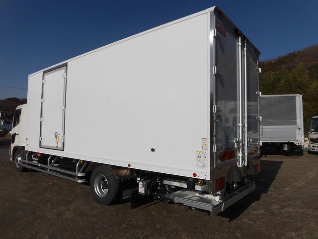 4t標準 冷蔵冷凍車 低温 格納ゲート ベッド付 エアサス(13枚目)