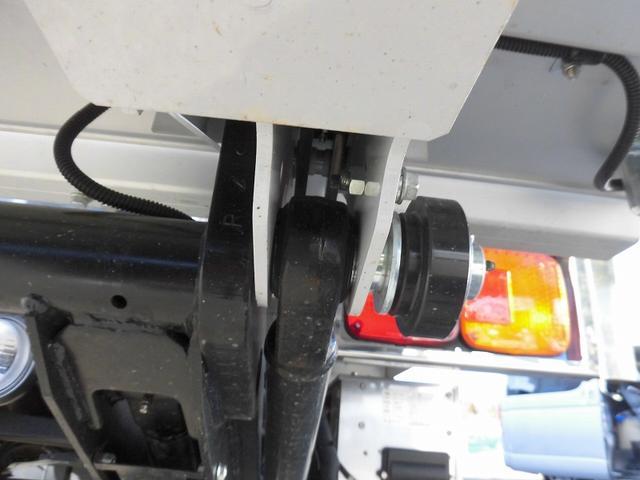4t標準 冷蔵冷凍車 低温 格納ゲート ベッド付 エアサス(20枚目)