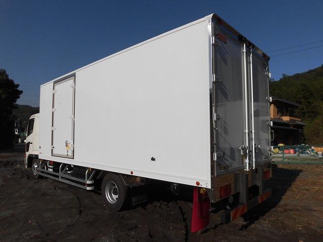 4tワイド 冷蔵冷凍車 低温 サイドドア ベッド付 エアサス(17枚目)