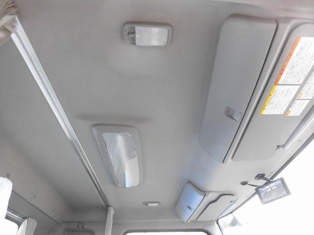 4tワイド 冷蔵冷凍車 低温 サイドドア ベッド付 エアサス(8枚目)