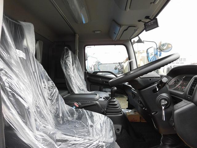 4tワイド 冷蔵冷凍車 低温 サイドドア ベッド付 エアサス(9枚目)