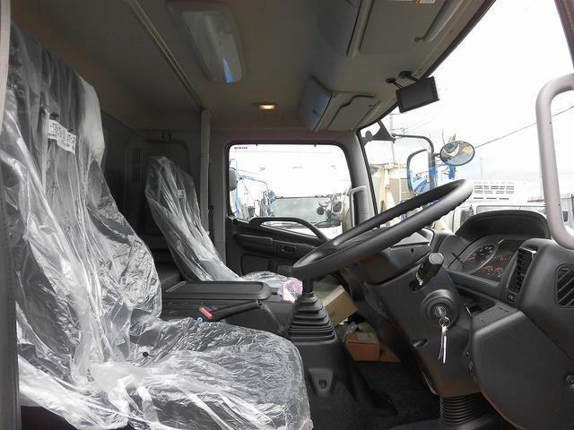 4tワイド 冷蔵冷凍車 低温 格納ゲート ベッド付 エアサス(9枚目)