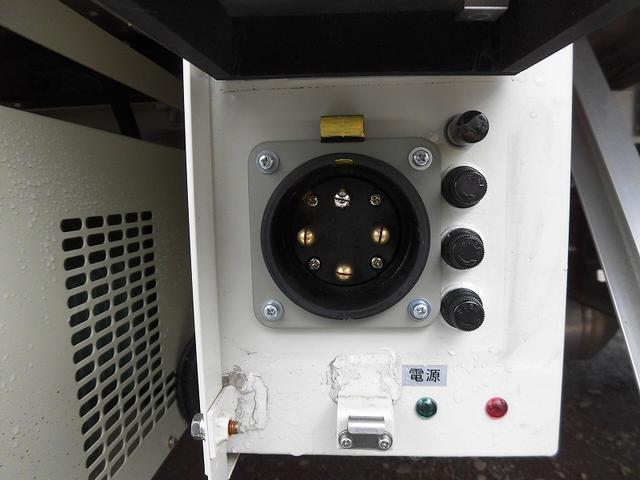 4tワイド 冷蔵冷凍車 低温 格納ゲート ベッド付 エアサス(20枚目)