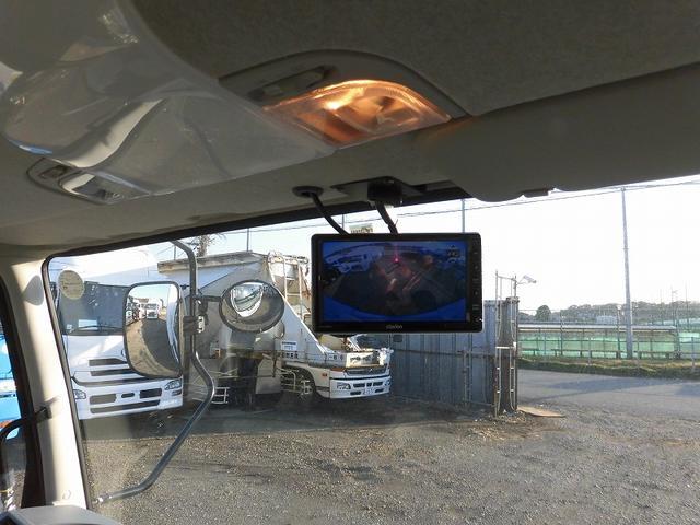 三菱ふそう ファイター 4t標準 冷蔵冷凍車 低温 サイドドア ベッド付 エアサス