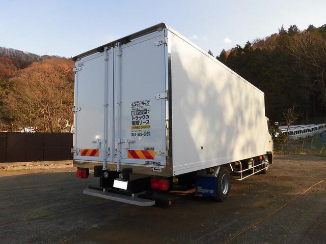 4tワイド 冷蔵冷凍車 低温 サイドドア ベッド付 エアサス(5枚目)