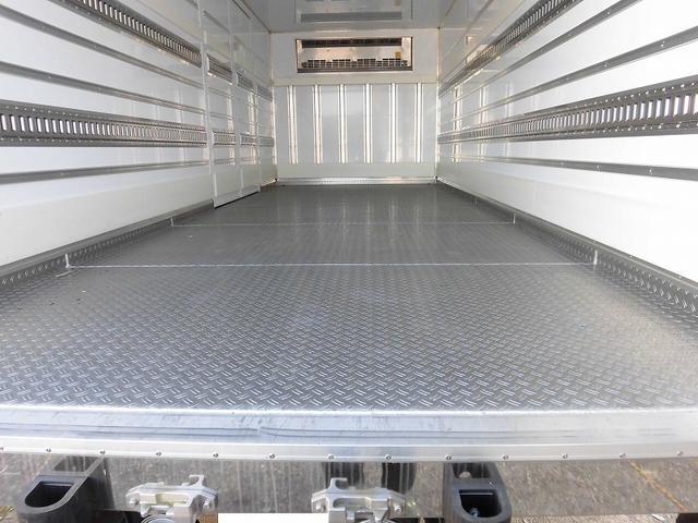 4tワイド 冷蔵冷凍車 低温 サイドドア ベッド付 エアサス(16枚目)