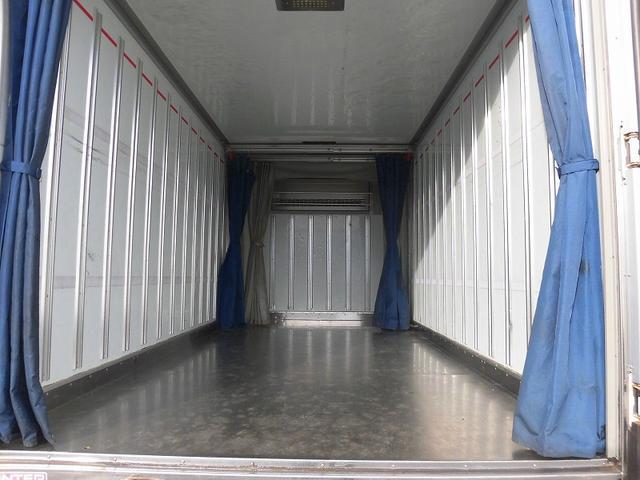 三菱ふそう キャンター 3tワイドロング冷蔵冷凍車 低温 3枚扉 高床 ハイブリッド