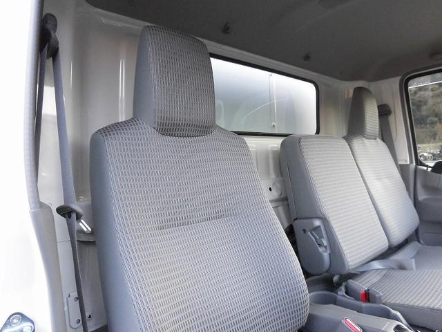 小型3tワイドロング冷蔵冷凍車 サイドドア 全低床 2室(5枚目)