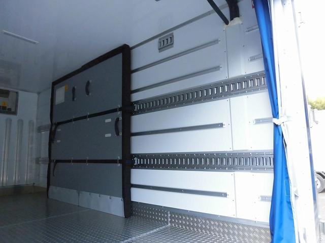 小型3tワイドロング冷蔵冷凍車 サイドドア 全低床 2室(11枚目)