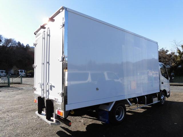 3tワイドロング 冷蔵冷凍車 低温 サイドドア 全低床(5枚目)