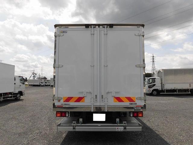 4tワイド 冷蔵冷凍車 低温 格納パワーゲート エアサス(7枚目)