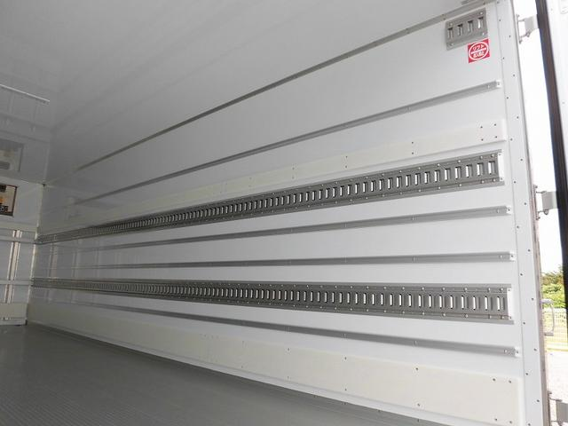 4tワイド 冷蔵冷凍車 低温 格納パワーゲート エアサス(19枚目)