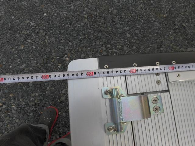 3tワイド超ロング アルミウィング 跳ね上げゲート 全低床(11枚目)