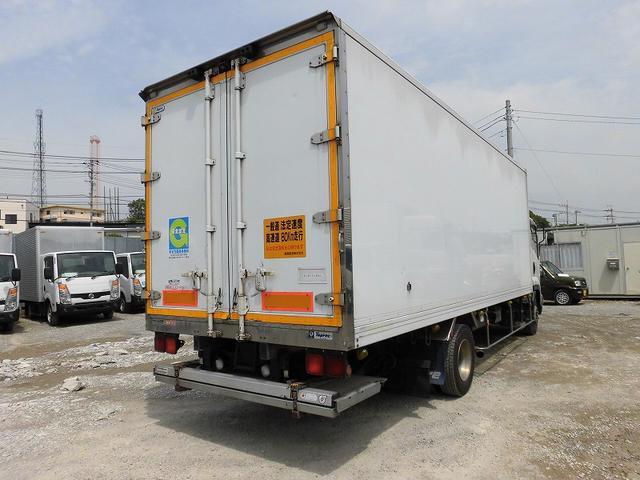 4t標準ロング 冷凍車 格納ゲート(4枚目)