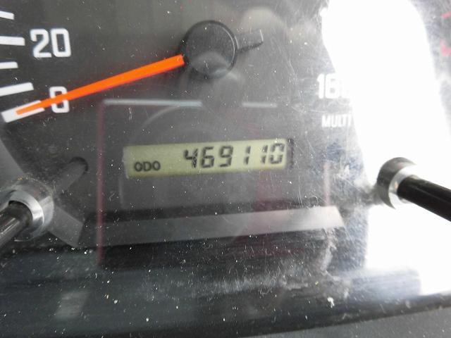 4t標準ロング 冷凍車 格納ゲート(16枚目)
