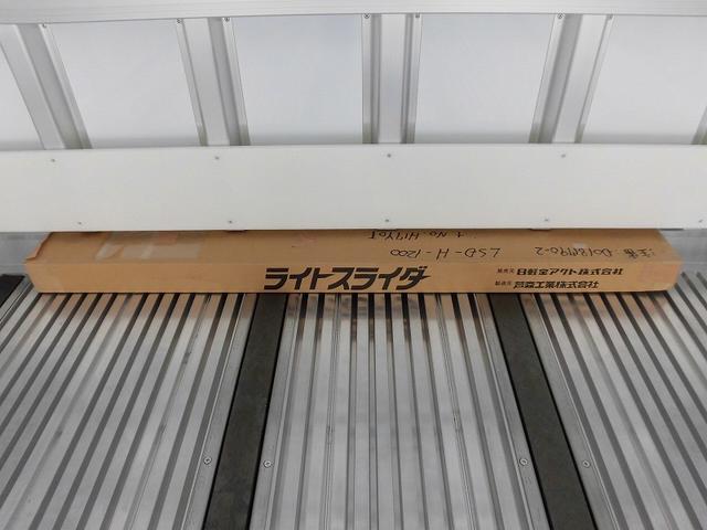 4tワイド冷蔵冷凍車低温ジョロダー4列サイドドアベッド付(13枚目)