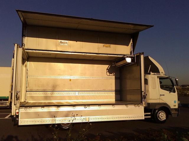 4tワイド 冷凍ウィング低温パワーゲートベッド付リアエアサス(18枚目)