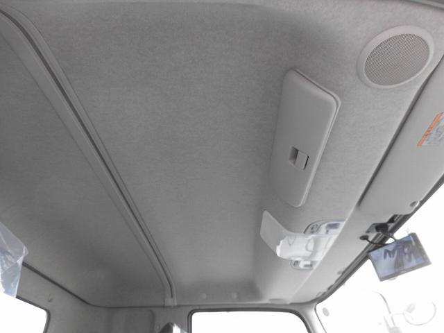 4tワイド 冷蔵冷凍車低温 ジョロダー4列サイドドアベッド付(13枚目)