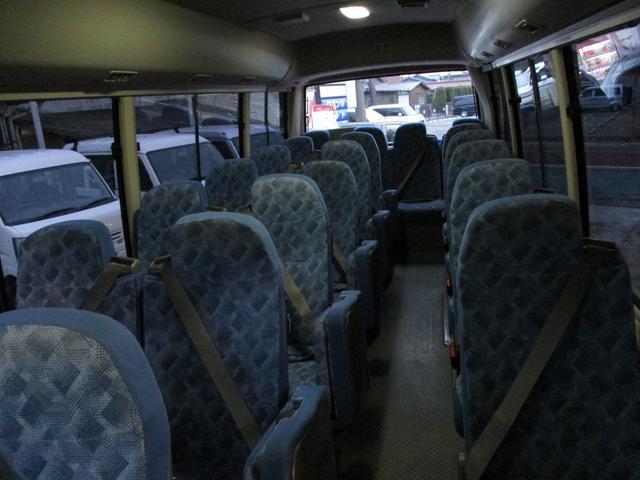 マイクロバス 乗車定員29人(5枚目)