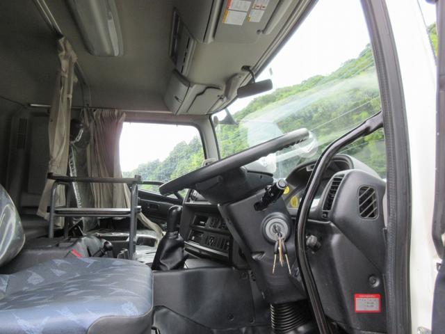 ベースグレード 10t ミキサー車 最大混合容量4.4立米 ドラム容量8.7立米(9枚目)