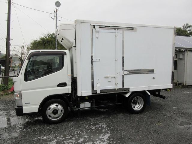 2t標準ショート 冷蔵冷凍車(低温) サイドドア 全低床(8枚目)