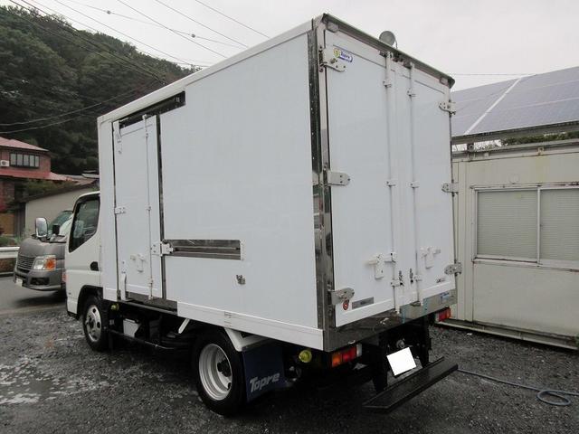 2t標準ショート 冷蔵冷凍車(低温) サイドドア 全低床(14枚目)