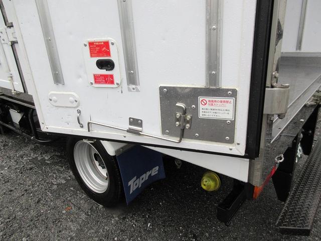 2t標準ショート 冷蔵冷凍車(低温) サイドドア 全低床(21枚目)