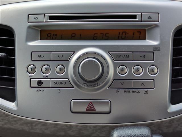 スズキ ワゴンR FX ワンオーナー キーレス CDオーディオ