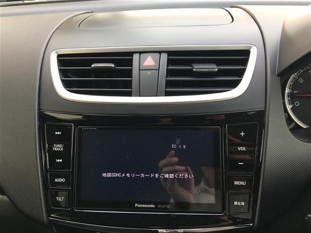 スズキ スイフト RS ワンオーナー ナビ バックカメラ HID