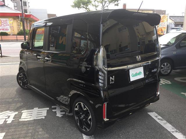 「ホンダ」「N-BOXカスタム」「コンパクトカー」「福岡県」の中古車2