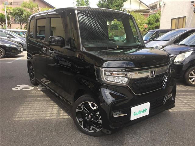 「ホンダ」「N-BOXカスタム」「コンパクトカー」「福岡県」の中古車4