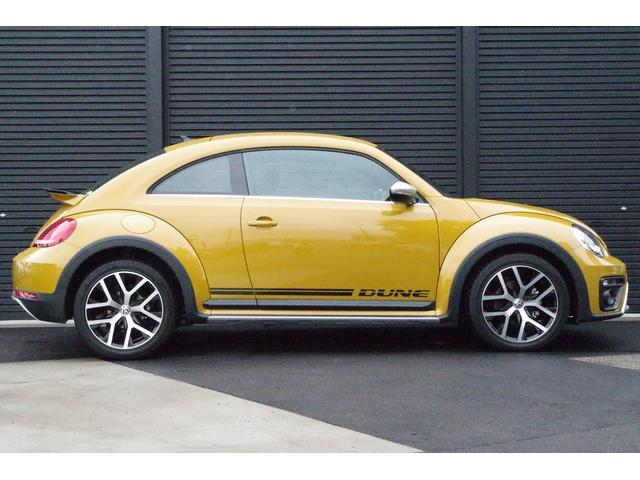 フォルクスワーゲン VW ザ・ビートル デューン 全国500台限定車 1オーナー