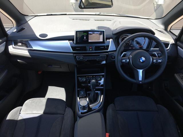 218d xDriveアクティブツアラー Mスポーツ(4枚目)