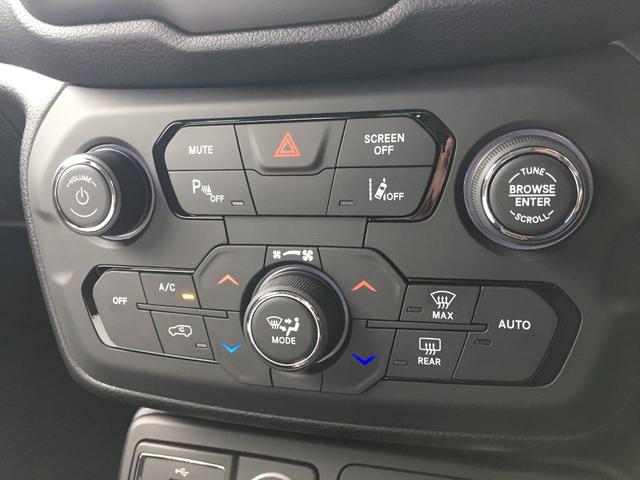 トレイルホーク 4WD Uconnectナビ 前面衝突警報(15枚目)