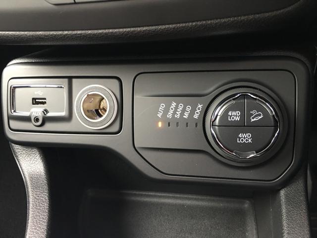 トレイルホーク 4WD Uconnectナビ 前面衝突警報(16枚目)