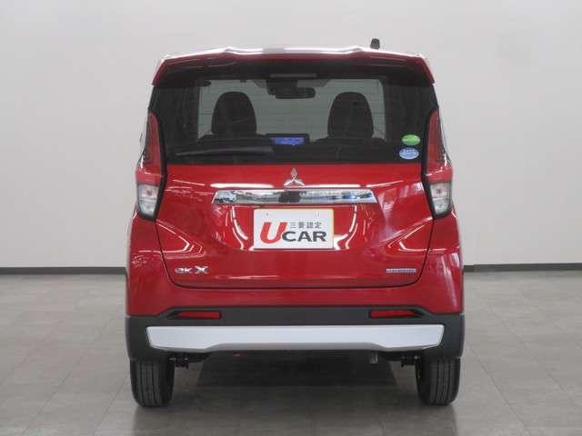「三菱」「eKクロス」「コンパクトカー」「東京都」の中古車6