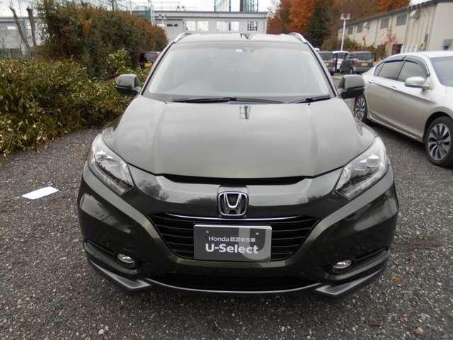 「ホンダ」「ヴェゼル」「SUV・クロカン」「埼玉県」の中古車3