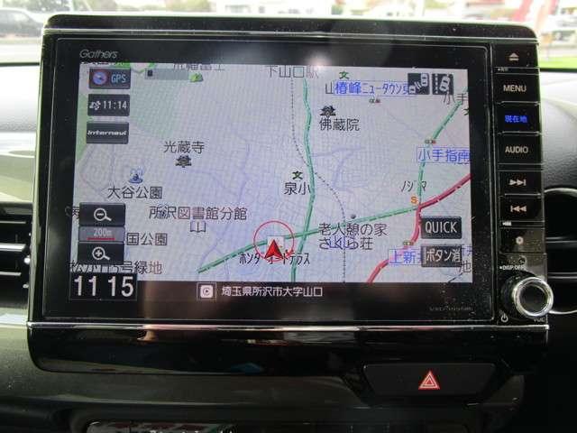 Lホンダセンシング 衝突軽減B ETC Rカメラ Bluetooth LED(5枚目)