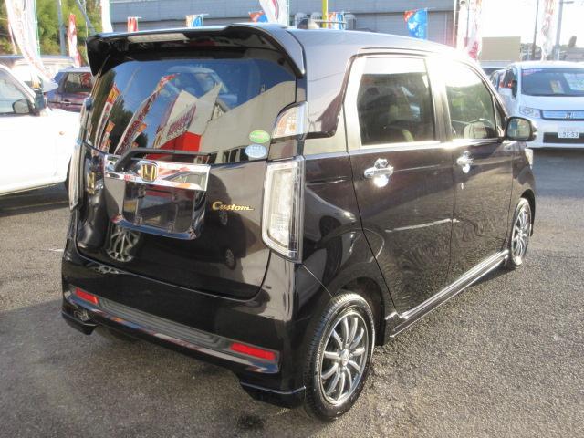 「ホンダ」「N-WGNカスタム」「コンパクトカー」「千葉県」の中古車5