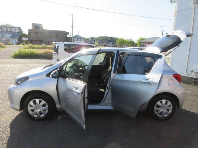 「トヨタ」「ヴィッツ」「コンパクトカー」「千葉県」の中古車11