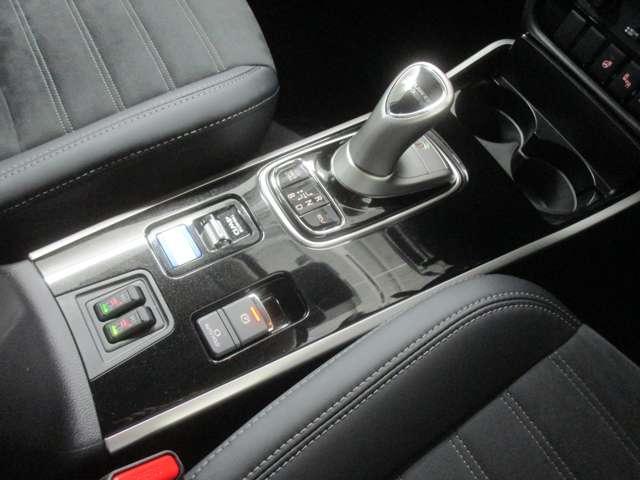 バッテリーチャージモード セーブモード EVプライオリティモード スポーツモード 走行シーンに応じて様々なモードを選択可能です