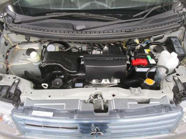 エンジンの排気量は660ccです!