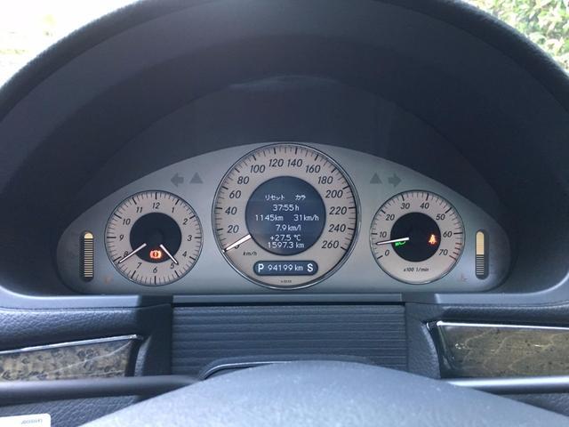 メルセデス・ベンツ M・ベンツ E350 ステーションワゴン 本革シート